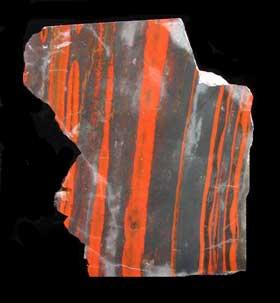 Banded Hematite