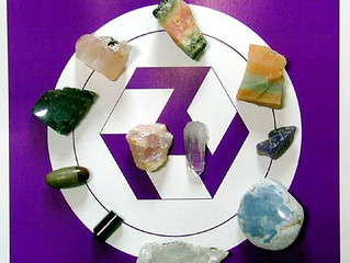 CRYSTAL CONNECTION- CRYSTAL GRIDS