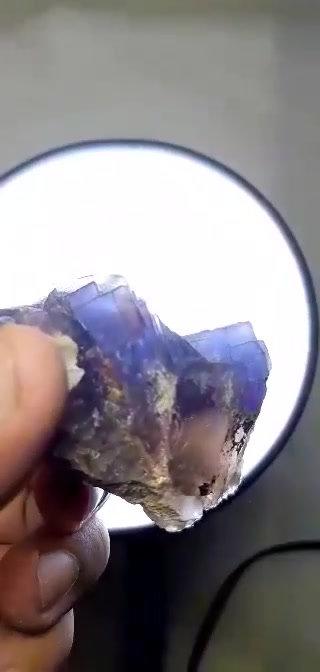 Color Change Fluorite-18