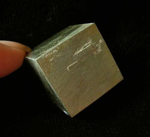Iron Pyrite Cube-1
