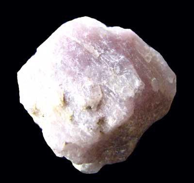 Hackmanite Purple Crystal