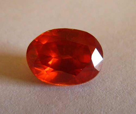 Zincite Gemstone-1