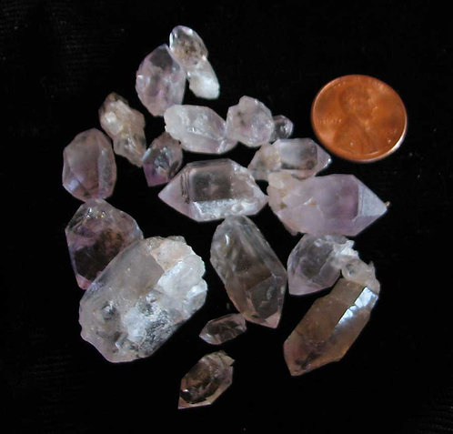 Amethyst Crystal Group-2
