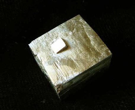 Iron Pyrite Cube-3