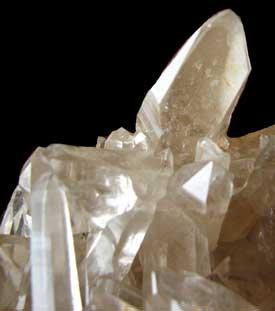 Green Ridge Quartz Crystal Plate