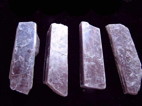Lepidolite Gem Crystals