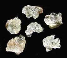 Hyalite stones