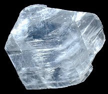selenite lens chakra crystals