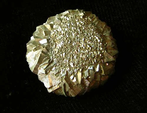 Iron Pyrite Sunflower-2