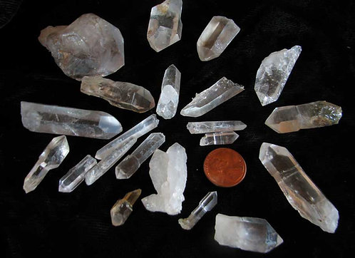 Quartz Crystal Group-5