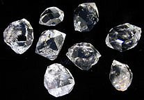 herkimer diamonds quartz