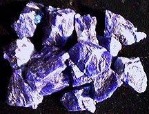 Sodalite 3rd eye chakra stone