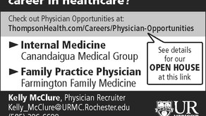 New Job Posting: Thompson Health