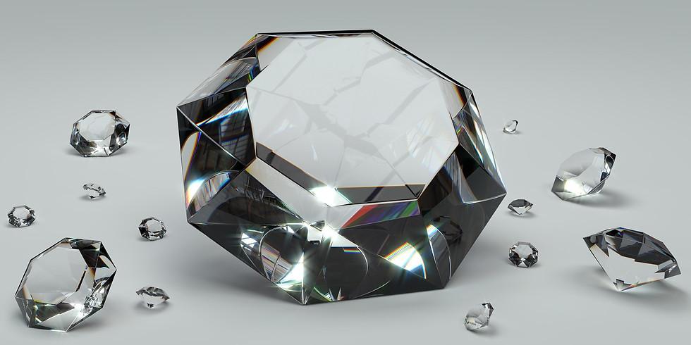 Publikfri Tävling - Antes minneshelg, Diamantjakten