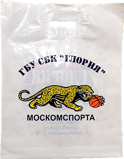 Печать на пакетах ПВД