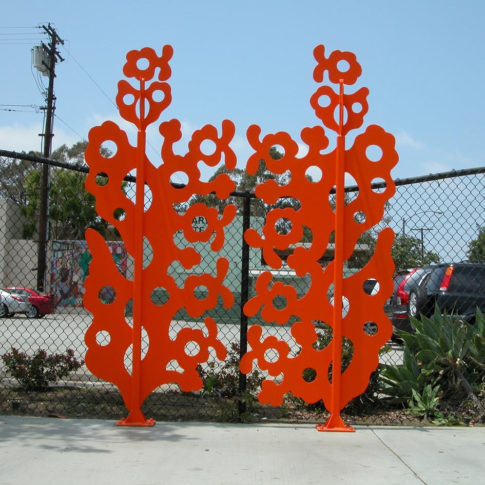 Peace Gate (detail)