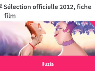 Good News from the Annecy International Animation Film Festival