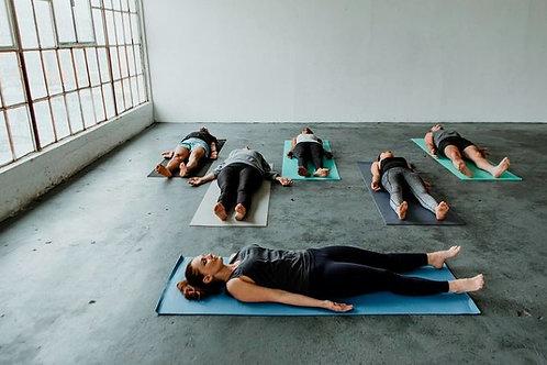 Clase Online Grupal Yoga Nidra