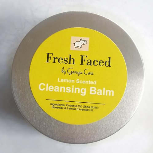 Lemon Scented Cleansing Balm