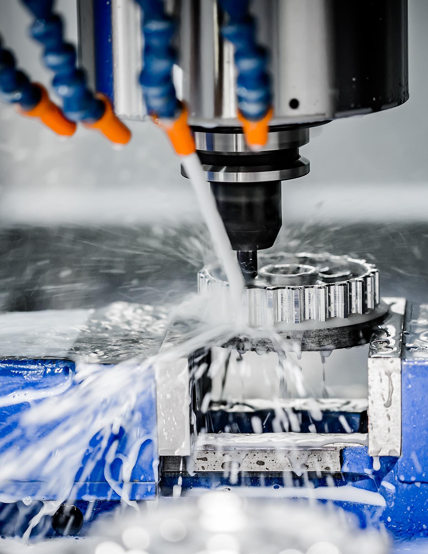 Acrylic CNC Milling