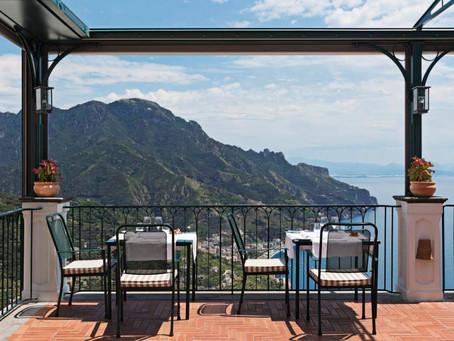 Inside the Pink Palace of the Amalfi Coast