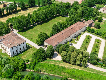This Divine Vicenza Hotel was Built by Legendary Architect Andrea Palladio