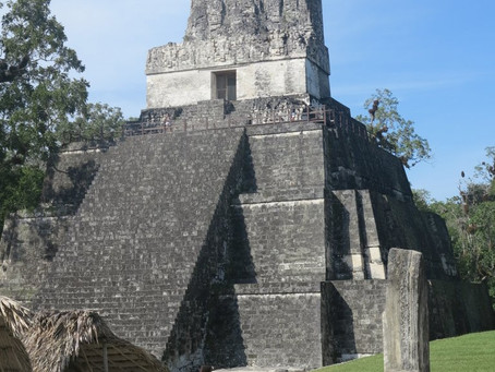 Why Tikal has so much more than Chichen Itza