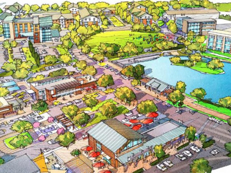 New nine-acre green space approved for Huntsville