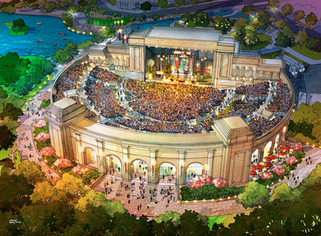 Proposed amphitheater set to change Huntsville's music landscape