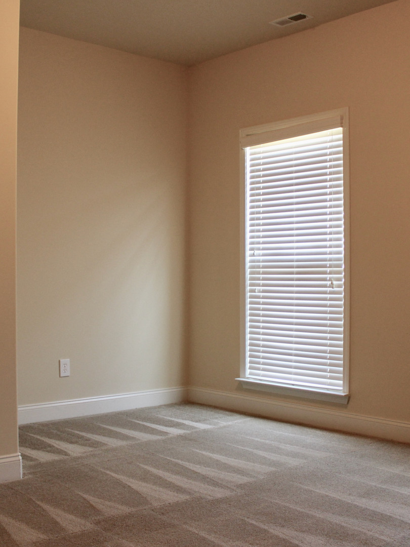 Nice closet space in each bedroom
