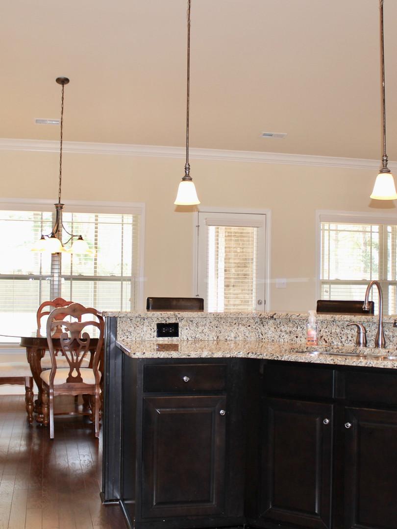 Nice sized kitchen