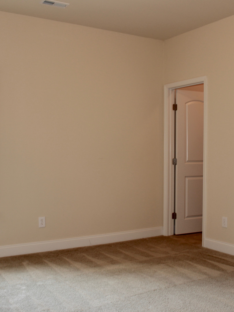 Additional bedroom with walk-in closet