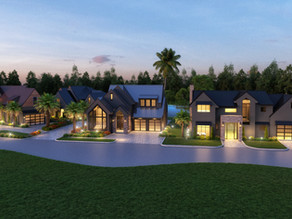 Winter Park FL Enclave of four exclusive homes on a lake!