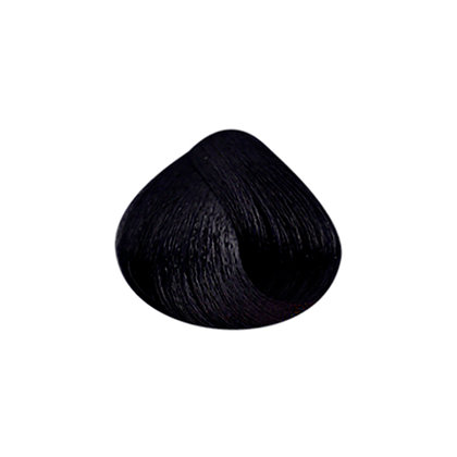 Tutto Hair Color - 1.10   BLUE BLACK ASH