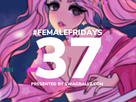 Swagballz Presents: Volume 37 Of #FemaleFridays!