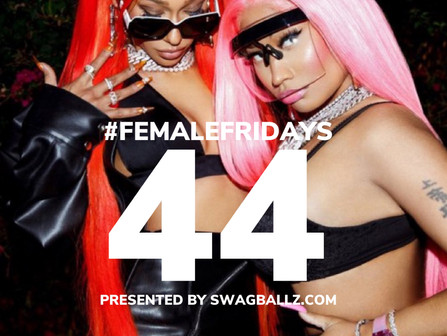 #FemaleFridays #44 Press Play Now!