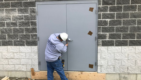 DESCO Completes Door and Hardware Installation at Plumbers' Supply Corporate Headquarters