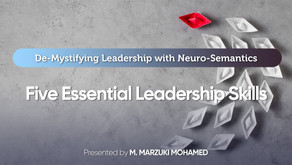 Demystifying Leadership: Final Part - Five Essential Leadership Skills and Summary