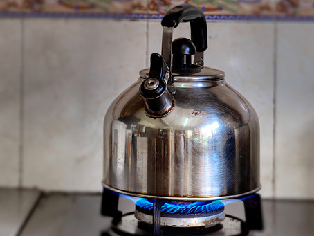 How Do You Bring Water To Boil?