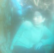 GOLD SEES BLUE (Portrait of Maki Katayama)