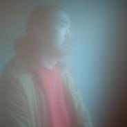 GOLD SEES BLUE (Portrait of Ei Arakawa)