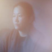 GOLD SEES BLUE (Portrait of Mari Mukai)