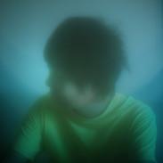 GOLD SEES BLUE (Portrait of Kazuyuki Takezaki)