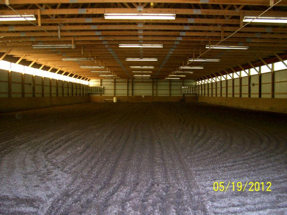 Our Indoor Arena
