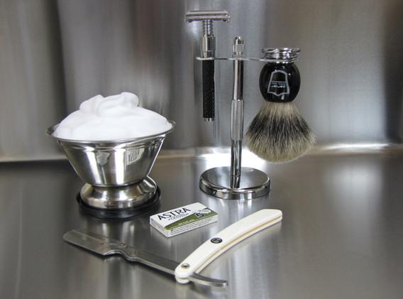 Complete Shaving Line