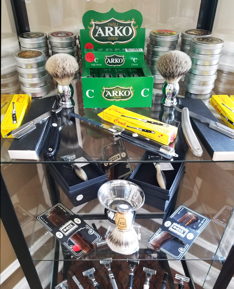 Additional Shaving Products