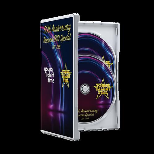 50th Reunion TV Special Dual DVD