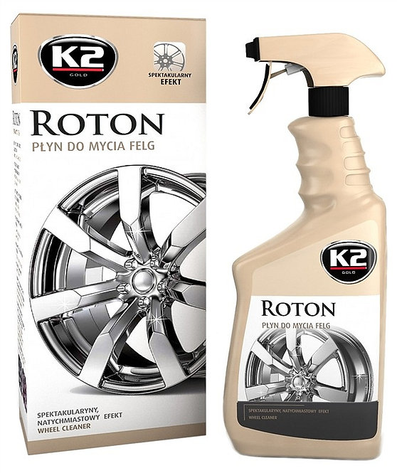 K2 ROTON 700 ml - profesionální čistič disků kol
