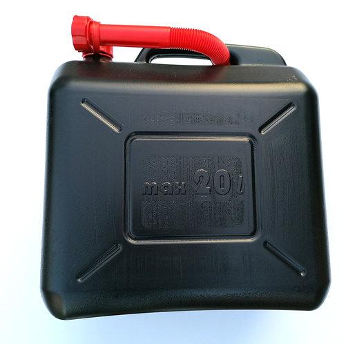 Plastový kanystr na PHM -20l