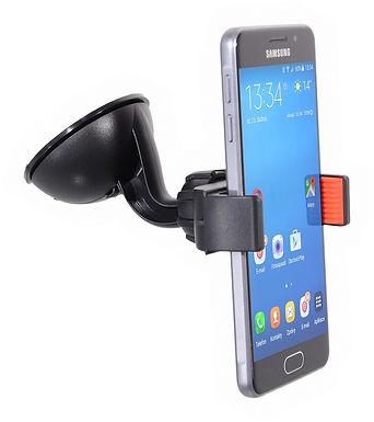 Držák telefonu / GPS na přísavku SIDE - COMPASS